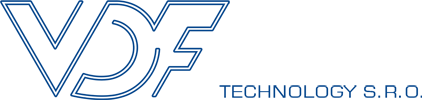 logo VDF - TECHNOLOGY s.r.o.